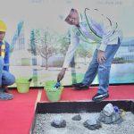 Ketua MPR Letakan Batu Pertama Pembangunan Masjid Muhammadiyah Yogyakarta