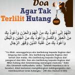 Doa dari Rasulullah agar Bebas Utang
