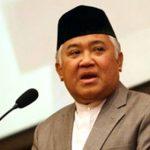 Din Syamsuddin: RUU HIP Turunkan Derajat Pancasila dan Menyimpang