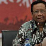 Mahfud MD Bawa-bawa Malaikat dalam Urusan Perpanjangan SKT FPI