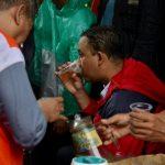 Lihatlah, Begini Kondisi Anies saat Tangani Banjir Jakarta
