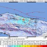 Kabupaten Jayapura Kembali Digoyang Gempa