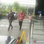 Mantan Dirut Jiwasraya Hendrisman Diperiksa di Gedung KPK