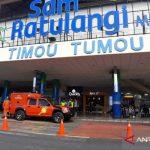 Resmi, Penerbangan Manado-China Ditutup