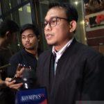 Berkas Laporan Terkait Gubernur Sumut sudah Masuk ke KPK