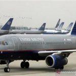 United Airlines Stop Penerbangan ke China hingga Akhir April