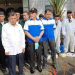 Jusuf Kalla Pelopori Penyemprotan Disinfektan 10 Ribu Masjid