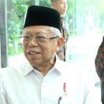 Ma'ruf Amin: Contoh Zona Ekonomi Syariah di Riau