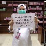 Perjuangan Perawat Corona Ini Bikin Nangis, Simak Videonya
