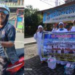 MTP IPHI Kab. Semarang Bagi-bagi Masker