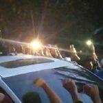 Habib Bahar Bebas dari Penjara Disambut Massa Bak Pahlawan