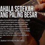 Hikmah Siang: Sedekah Ramadhan dan Corona Pahalanya Berlipat