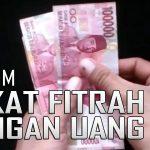 Membayar Zakat Fitrah dengan Uang, Sah atau Tidak Sah?