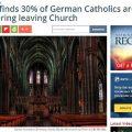 gereja kosong jemaat tinggalkan gereja