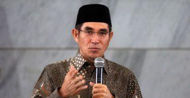 ketua umum Syarikat Islam Hamdan Zoelva