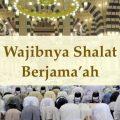 uzurnya shalat jamaah di masjid