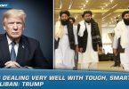 Amerika Serikat menyerah kepada Taliban
