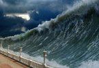 awas tsunami di pantau jawa