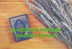 Al-Qur'an Adalah Hadiah Tuhan