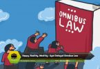 Ayat Dahsyat Omnibus Law