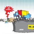DPR & Istana Tabuh 'Genderang Perang'