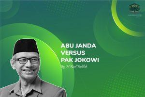 Abu Janda Versus Pak Jokowi