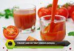 7 Khasiat Ajaib Jus Tomat Sungguh Luar Biasa