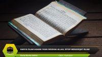Hanya Islam Agama yang Diridhai Allah, Setop Menghujat Islam