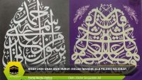 Kisah Unik Unak Anik Huruf: Isolasi Mandiri Ala Pelukis Kaligrafi