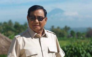 Sikap Buta Tuli Prabowo Trending di Twitter