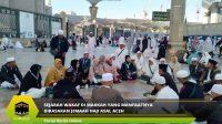 Sejarah Wakaf di Makkah yang Manfaatnya Dirasakan Jemaah Haji Asal Aceh