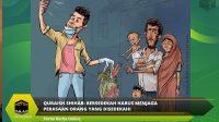 Quraish Shihab: Bersedekah Harus Menjaga Perasaan Orang yang Disedekahi