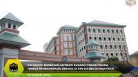 UIN Watch Mendesak Laporan Dugaan Tindak Pidana Terkait Pembangunan Asrama di UIN segera dilanjutkan