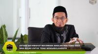 Ustadz Adi Hidayat Bocorkan Awalan Doa yang Sulit Bagi Allah Untuk Tidak Mengabulkannya