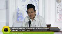 Cerita Gus Baha Duduk di Emperan Menunggu Kiai di Ponpes Lirboyo Kediri
