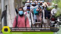 Menakar Pergeseran Populasi Muslim Terbesar di Dunia