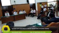 Uji Nyali JPU Dan Majelis Hakim Hadapi HRS Di Ruang Sidang