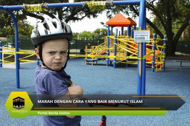 Marah dengan Cara yang Baik Menurut Islam