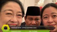 Prabowo-Puan, Capres-Cawapres 2024?
