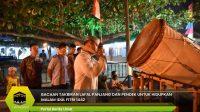 Bacaan Takbiran Lafal Panjang dan Pendek untuk Hidupkan Malam Idul Fitri 1442