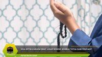 Doa Ketika Minum Obat, Agar Segera Sembuh Total dari Penyakit