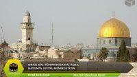 Israel Gali Terowongan Al Aqsa