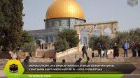 UAS Ungkap Rahasia di Balik Kegigihan Israel yang Ingin Runtuhkan Masjid Al-Aqsa di Palestina