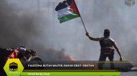Palestina Butuh Militer, Bukan Obat-Obatan