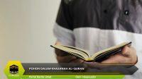 Pohon dalam Khazanah Al-Quran