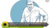 Quraish Shihab: Puncak Keislaman Adalah Penyerahan Diri dan Menerima Semua Ketetapan-Nya