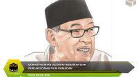 Quraish Shihab Jelaskan Kebaikan dan Perilaku Damai Usai Ramadan