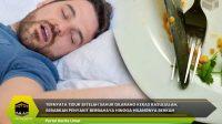 Ternyata Tidur Setelah Sahur Dilarang Keras Rasulullah