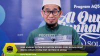 UAH Ungkap Fatwa KH Hasyim Ashari soal Aliran Sesat