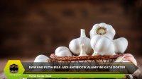 Bawang Putih Bisa Jadi Antibiotik Alami? Ini Kata Dokter